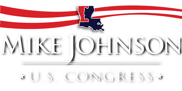 Mike Johnson for Louisiana